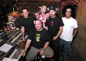 The Nervous Return - Recording with Evil Joe at Sound City