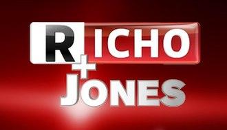 Jones + Co - Image: Richo plus Jones logo