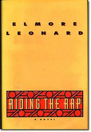 Riding the Rap - First edition