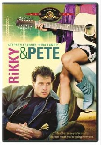 Rikky and Pete - Film poster