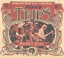 Road Trips Volume 1 Number 1 Bonus Disc