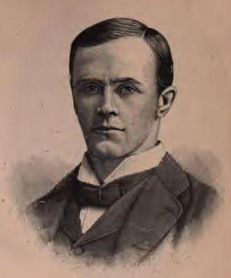 Ronald Munro Ferguson, 1st Viscount Novar - Ronald Munro Ferguson c1895