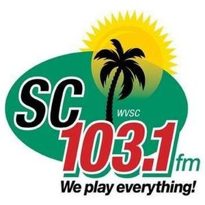 WVSC (FM) - Image: SC1031logo