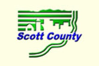 Scott County, Iowa - Image: Scott County, Iowa Seal