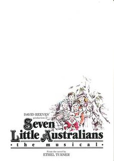 <i>Seven Little Australians</i> (musical)