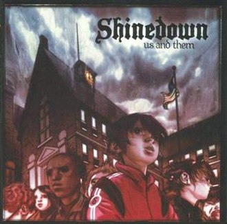Us and Them (Shinedown album) - Image: Shinedown us and them