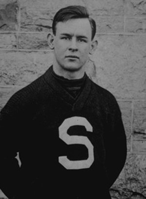 Shorty Miller - Miller during his career at Penn State