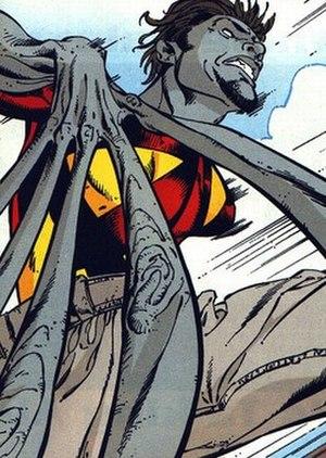 Skin (Marvel Comics) - Image: Skin(Comics)