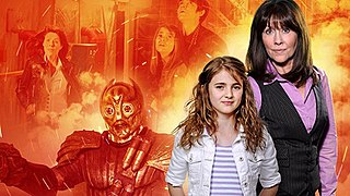 <i>Sky</i> (<i>The Sarah Jane Adventures</i>) 2011 Doctor Who story