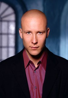 Lex Luthor (<i>Smallville</i>) Fictional character from Smallville