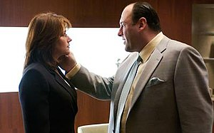 Tony soprano jennifer melfi sex dream
