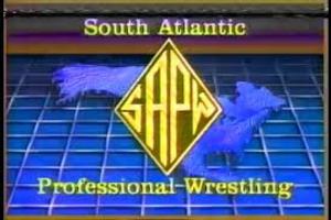 South Atlantic Pro Wrestling - Image: South Atlantic Pro Wrestling logo