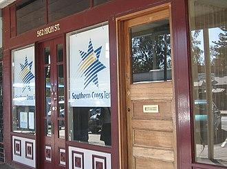 GLV/BCV - A Southern Cross Ten regional sales office in Echuca.