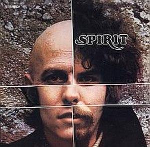 Spirit (Spirit album) - Image: Spiritfirstalbum