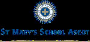 St Mary's School, Ascot - Image: St Mary logo