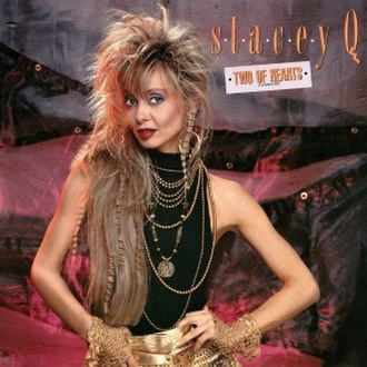 Two of Hearts (song) - Image: Stacey Q Two of Hearts 1
