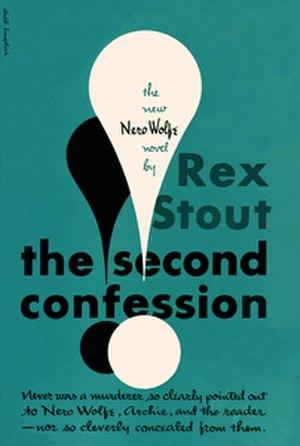 The Second Confession - Image: Stout TSC 1