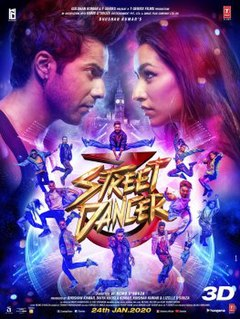 <i>Street Dancer 3D</i> 2020 Indian Hindi-language coming-of-age dance drama film