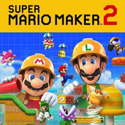 Picture of a game: Super Mario Maker 2