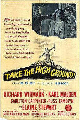 Take the High Ground! - Image: Take the High Ground