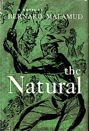 The Natural - Cover page of The Natural (first edition)
