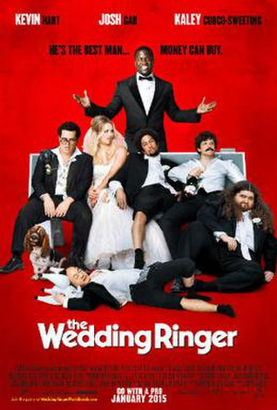 Picture of a movie: The Wedding Ringer