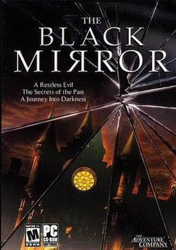 The Black Mirror.