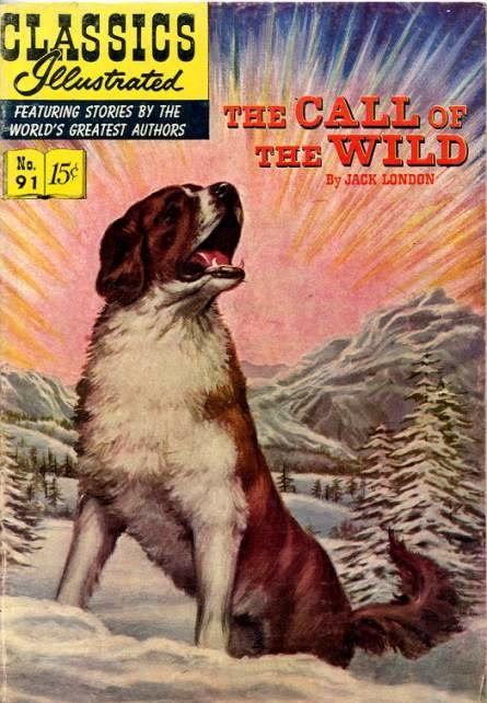 The Call of the Wild (Classic comics)