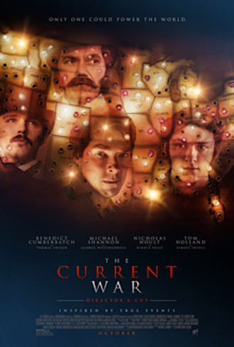 The Current War - Teaser poster with Weinstein Company logo