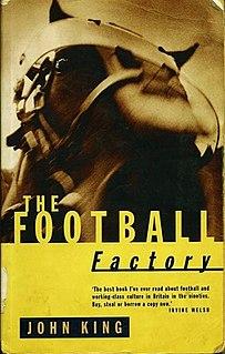 <i>The Football Factory</i> (novel)