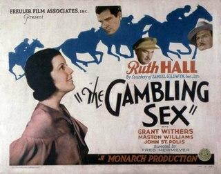 <i>The Gambling Sex</i> 1932 film