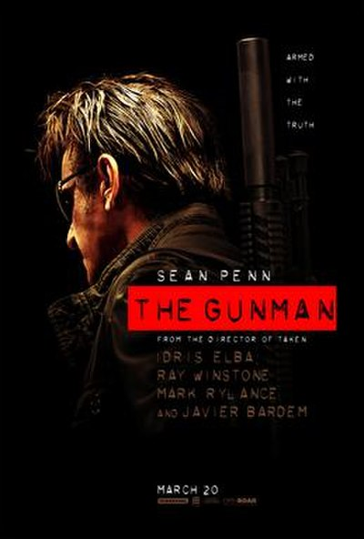 Picture of a movie: The Gunman