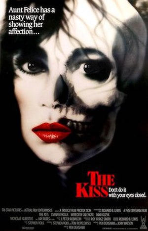 The Kiss (1988 film) - Theatrical poster