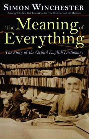 The Meaning of Everything - Image: The Meaning of Everything cover