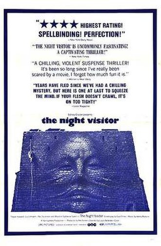 The Night Visitor - Image: The Night Visitor 1971