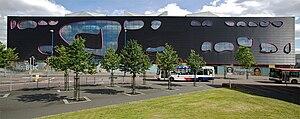 The Public, West Bromwich - The Public Building