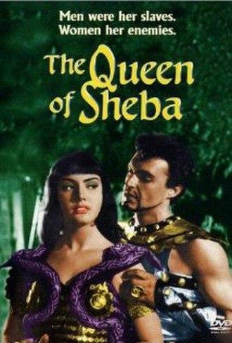 The Queen of Sheba (1952 film) - Image: The Queen of Sheba (1952 film)