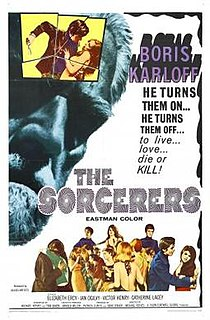 <i>The Sorcerers</i> 1967 film by Michael Reeves