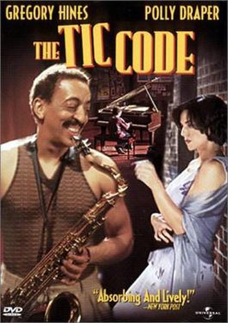 The Tic Code - DVD release cover