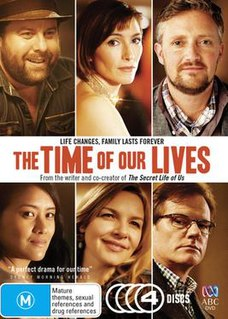 <i>The Time of Our Lives</i> (season 1) season of television series
