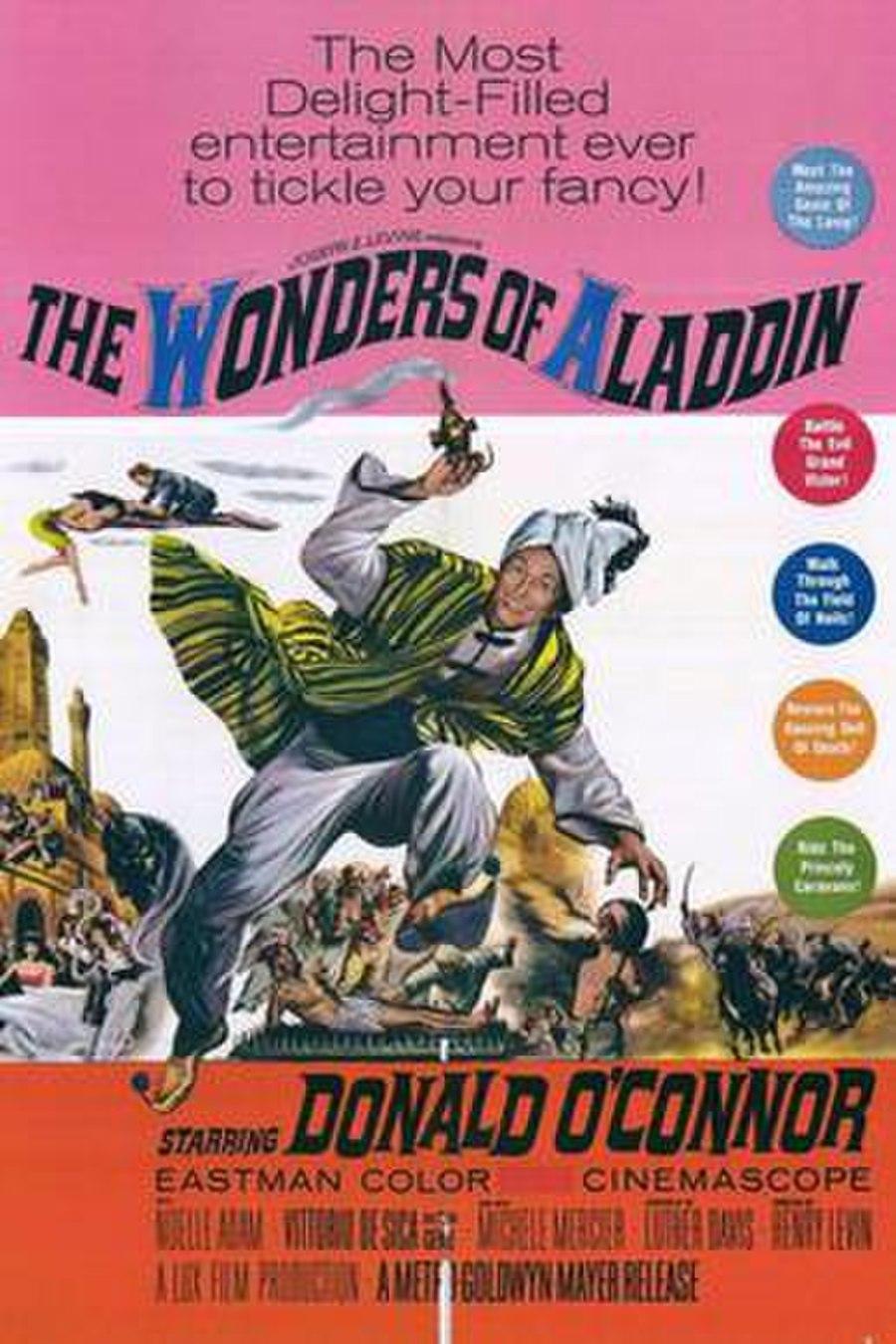 The Wonders of Aladdin