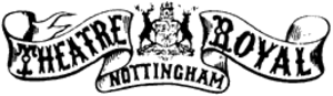 Theatre Royal, Nottingham - The theatre's logo, incorporating the city's coat of arms