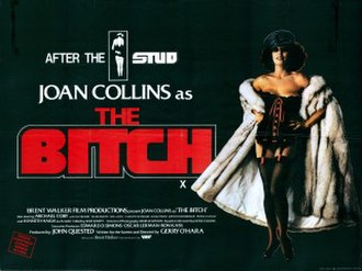 The Bitch (film) - Image: Thebitch 1979