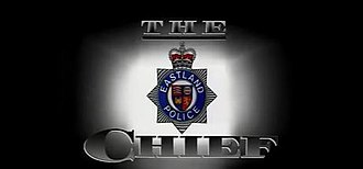 The Chief (UK TV series) - Image: Thechieftitlecard