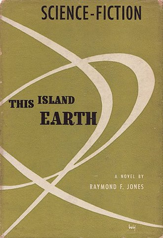 This Island Earth (novel) - Dust-jacket from the first edition