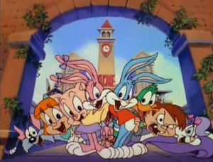 58d4e951ab1 List of Tiny Toon Adventures characters - Wikipedia
