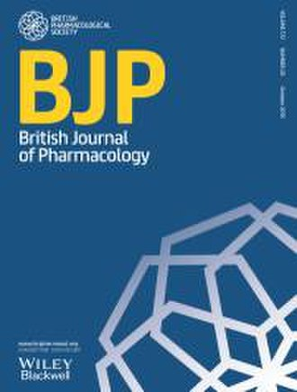 British Journal of Pharmacology - Image: Tiny version of BJP cover 2016