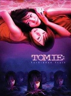 <i>Tomie: Forbidden Fruit</i> 2002 film by Shun Nakahara