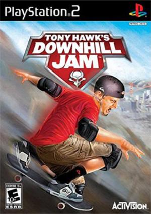 Tony Hawk's Downhill Jam - Image: Tony Hawk's Downhill Jam Coverart