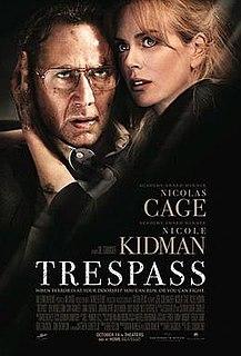 <i>Trespass</i> (2011 film) 2011 film by Joel Schumacher